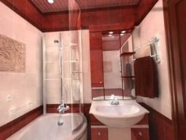 15 советов по обустройству маленькой ванной комнаты