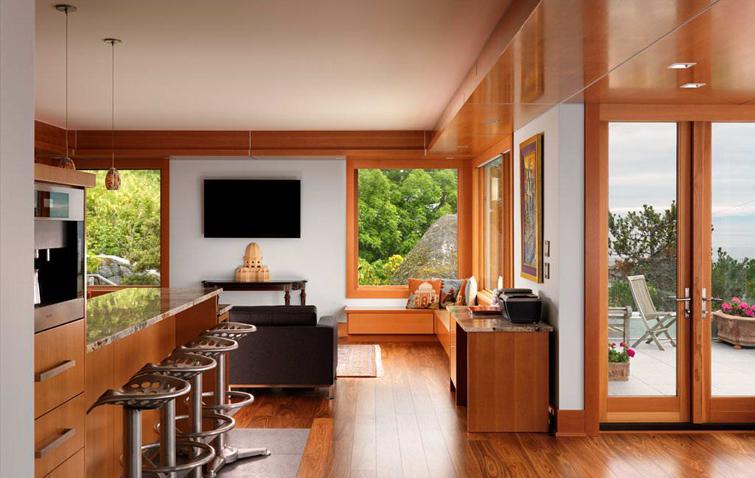 Все преимущества деревянных окон