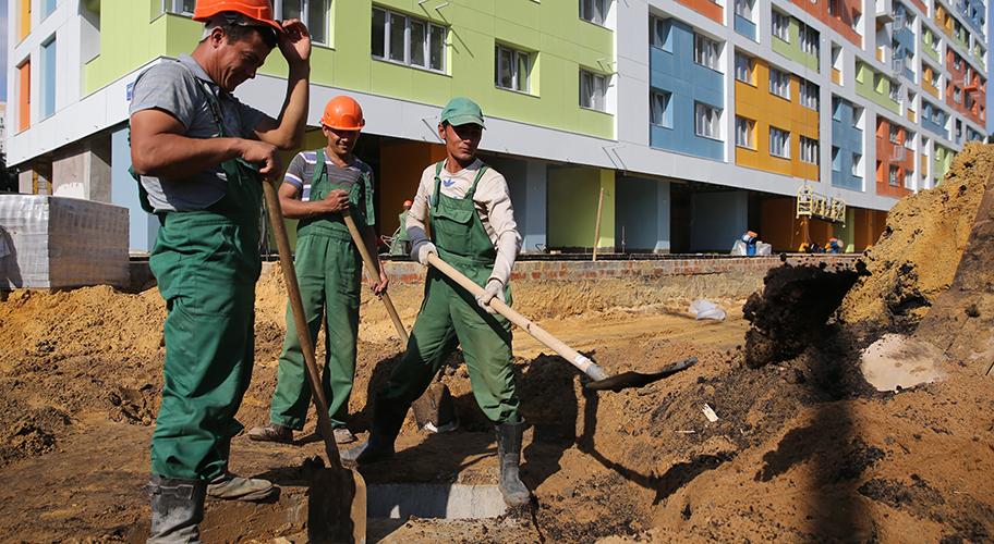 Жалобы строителей стали рассматривать за неделю
