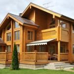 Правда ли, что деревянные дома – экологичное жилье?