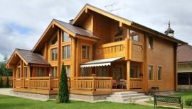 Правда ли, что деревянные дома – экологичное жилье