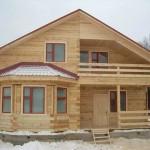 Преимущества и недостатки дома из бруса