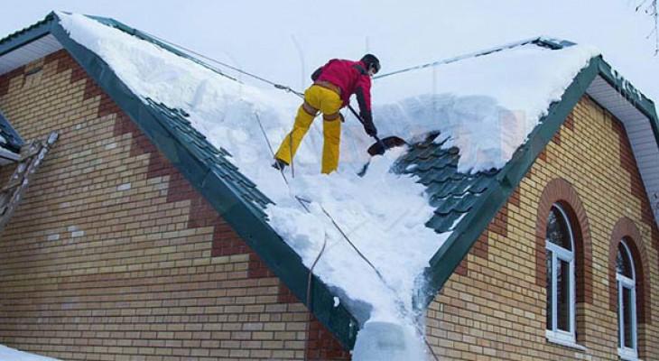 Как выбрать снегозадержатели