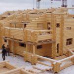 Можно ли строить дом зимой? Слово профессионалам малоэтажного домостроения