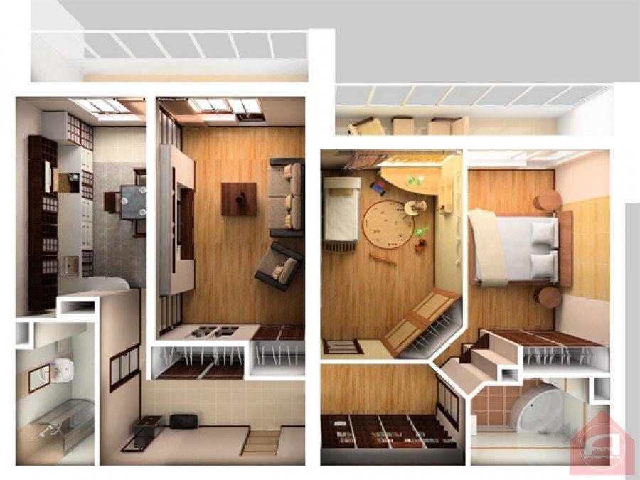 С чего начать ремонт типовой квартиры