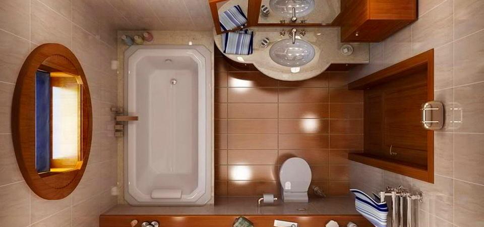 Секреты обустройства компактной ванной
