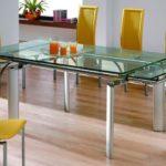 Стол обеденный – центральный элемент интерьера
