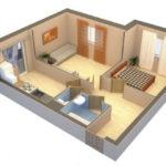 Ремонт квартир — делать или нет перепланировку?