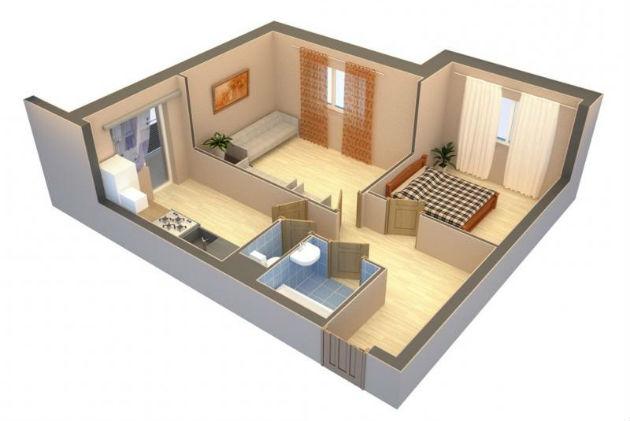 Ремонт квартир - делать или нет перепланировку