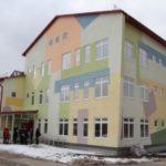 В Туле построили детский сад на металлокаркасе