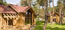 В Подмосковье всё большую популярность приобретает технология строительства финских домов