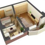 Ремонт в однокомнатной квартире: как правильно выполнить