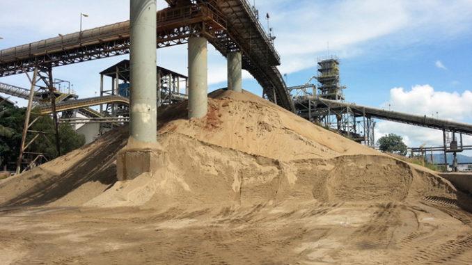 Какой песок выбрать для фундамента
