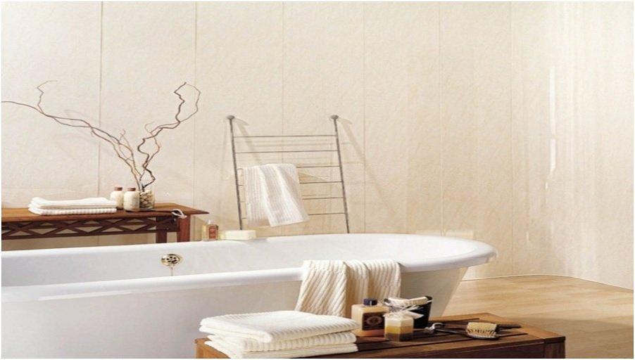 Плюсы и минусы ПВХ панелей для ванной