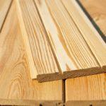Деревянная вагонка: виды, характеристики и преимущества