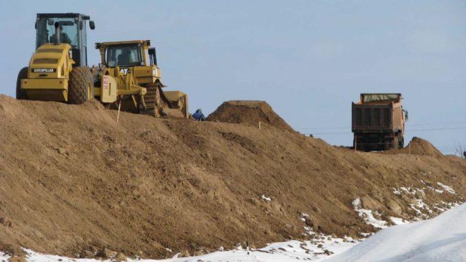 О земляных работах в России
