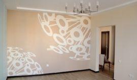 пол потолок стены