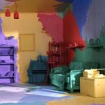 Краски для внутренней отделки стен