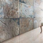 Каменный шпон в отделке: отличная замена тяжелым натуральным камням