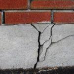 Трещины в фундаменте: от чего появляются и как их устранить?