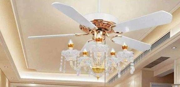светильник-вентилятор