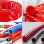 Выбор труб для систем напольного отопления