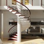 Советы по устройству винтовых лестниц